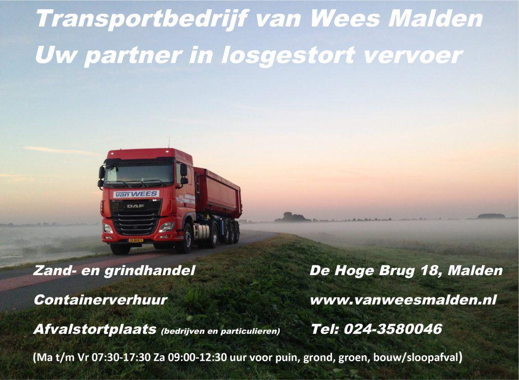 Transportbedrijf Van Wees