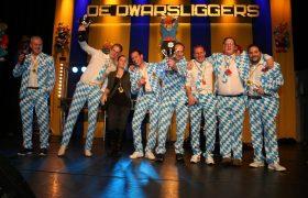 Songfestivaltitel gaat dit jaar naar Millingen.